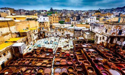Posti fantastici e dove trovarli Fez, con le sue vie in cui perdersi