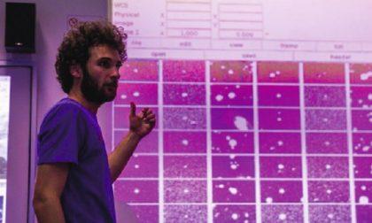 Io e Mattia dal Giro delle Orobie alle nuove onde gravitazionali