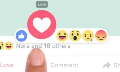 Facebook sa quanto ti innamori (cosa succede sulla tua bacheca)