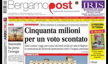 Cosa c'è nel nuovo BergamoPost che dal 13 ottobre è in edicola