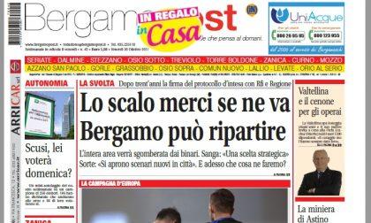 Cosa c'è nel nuovo BergamoPost che dal 20 ottobre è in edicola