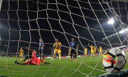 Delirio Atalanta: rimonta due gol alla Juve
