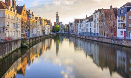 Posti fantastici e dove trovarli Bruges, la Venezia del Nord