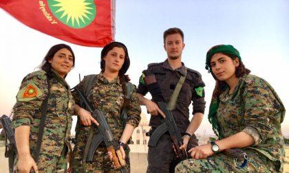Claudio Locatelli, il bergamasco che ha liberato Raqqa dall'Isis