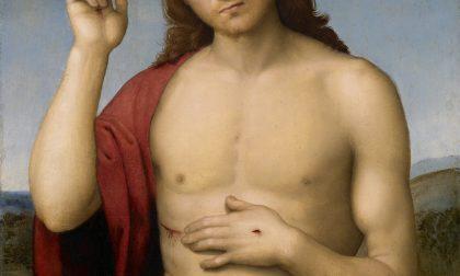 C'è il Cristo benedicente di Raffaello alla Carrara, ma fino al 26 gennaio
