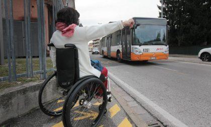 Disabile umiliata e offesa sul bus Il controllore: «Nessun sopruso»
