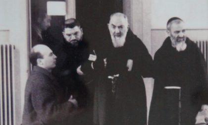 Leandro, salvato da Padre Pio che incontrò per tutta la vita