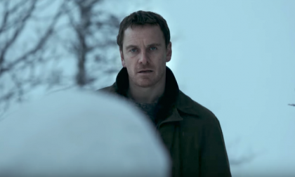 Il film da vedere nel weekend L'uomo di neve, thriller fra i ghiacci