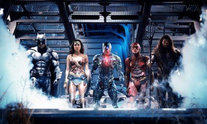 Il film da vedere nel weekend Justice League, blockbuster DC