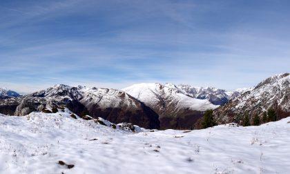 Per quelli che hanno voglia di neve: è tempo di Monte Cancervo