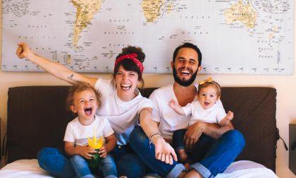 Una famiglia in giro per il mondo e un diario di viaggio… particolare
