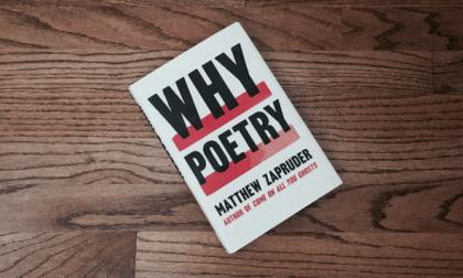 Perché bisogna fare ancora poesia