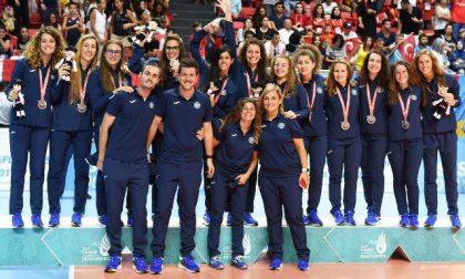 Ilaria e la Nazionale volley sorde candidate ai Gazzetta Sport Awards