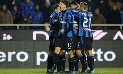 Atalanta-Benevento 1-0, nel gelo una scintilla