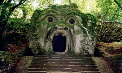 Posti fantastici e dove trovarli Il Parco dei Mostri di Bomarzo