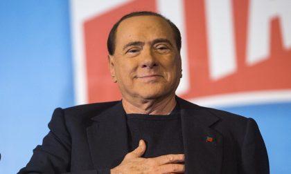 Il sagrato della chiesa è più bello se a pagarlo è Silvio Berlusconi