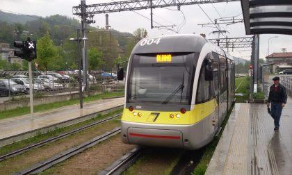 Il sogno della Val Seriana in galleria In attesa di… attaccarsi al tram