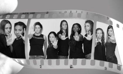 Foppa, le foto del calendario 2018 Un grido in b/n contro la violenza