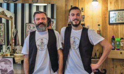Barba e baffi da Brothers&Sisters E il ricavato va all'oncologia