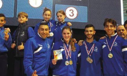 Olimpia Karate, eccellenza orobica che conquista i podi mondiali