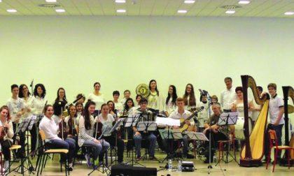 L'orchestra Musica Viva di Stezzano cresciuta tra i banchi di scuola