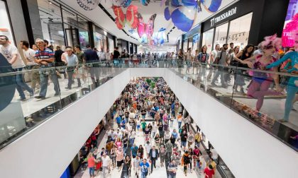 Oriocenter non sarà aperto a Natale Solo cinema e food court (dalle 17)
