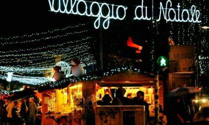 Stazione, spunta il villaggio natalizio Novità di quest'anno: c'è il Babbo