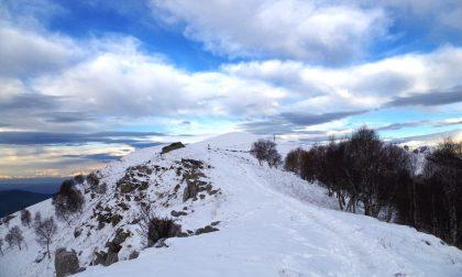 Il fascino del Monte Linzone La prima vetta bergamasca