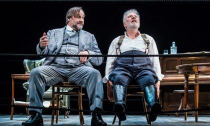 «La mia nuova compagnia teatrale potrebbe trovare casa a Bergamo»