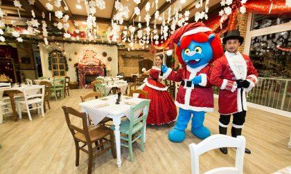 Feste al ristorante, gioco da ragazzi Tana di Leo a Natale e Capodanno