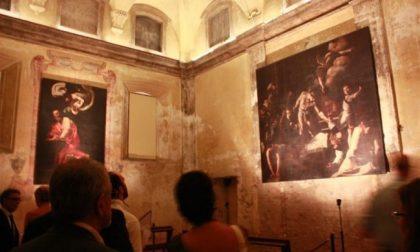Non solo rustichelle e Camogli ma tre Caravaggio all'Autogrill