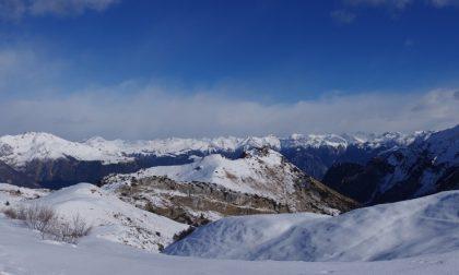 Una camminata in Val Taleggio che a Natale diventa una fiaba
