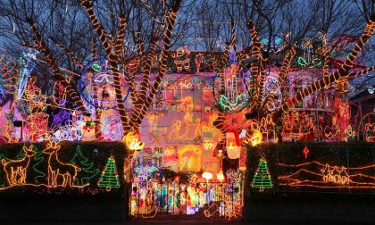 Pensieri segreti di una commessa Le luminarie natalizie super trash