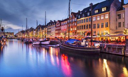 Posti fantastici e dove trovarli Copenaghen, bellezza in bicicletta