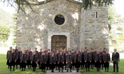 Accendete su RaiUno alle 12.30 I Piccoli Musici cantano da Assisi