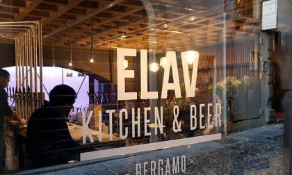 Eccolo qui, l'Elav Kitchen & Beer (ancora più bello dell'Osteria)