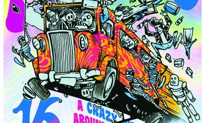 Pop Bus, la festa gira in pullman Drink, rock e follia per la città