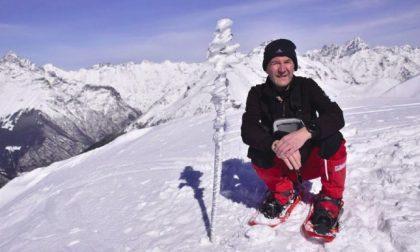 Roberto, che amava la montagna perché lo avvicinava al cielo