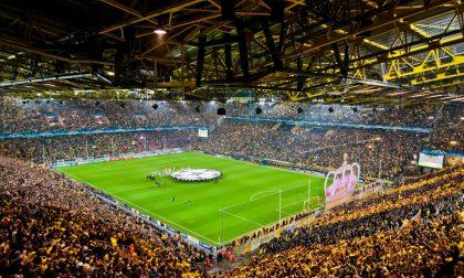 Chei de la Coriera a Dortmund (come ha fatto anche la Nord)