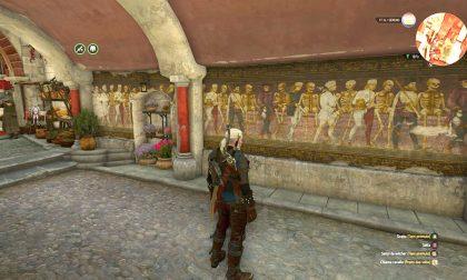 Una Danza Macabra da videogame Compare in The Witcher 3: Wild Hunt