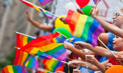 Bergamo inaugurerà la prima panchina arcobaleno contro l'omofobia