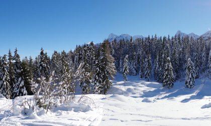 Voglia di Orobie con la neve? Ecco un percorso incantato