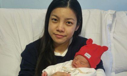 È cinese la prima nata del 2018 Jialin, «che suona come Jolie»