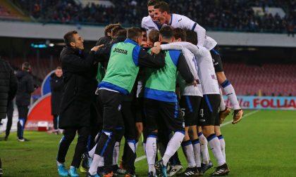 Napoli-Atalanta 1-2 (Coppa Italia) – La storia, di nuovo
