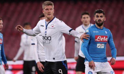 Fantastica Atalanta: eliminato il Napoli