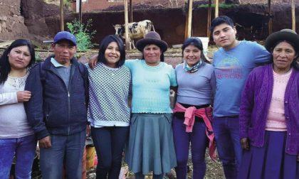 Maria Mercedes, l'incredibile storia dal Perù a Mozzo e ritorno