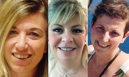 Addio Ida, Pierangela e Alessandra Morte nel deragliamento del treno