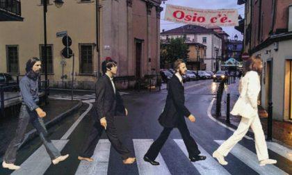 Toh, ci sono i Beatles a Osio Sotto (ma anche Obama e Mattarella)