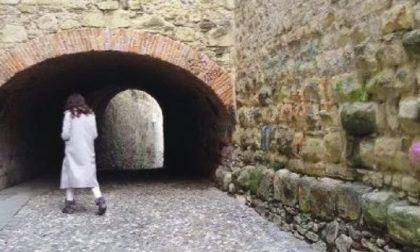 Vicolo delle Torri in Città Bassa Un angolo stupendo, degradato