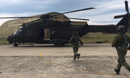 I soldati dell'emergenza sanitaria e quei voli della speranza da Orio